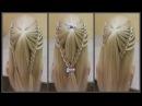 Быстрые прически для девочек и девушек.3 в 1.Легкое плетение.Fast hairstyles for girls 3 in