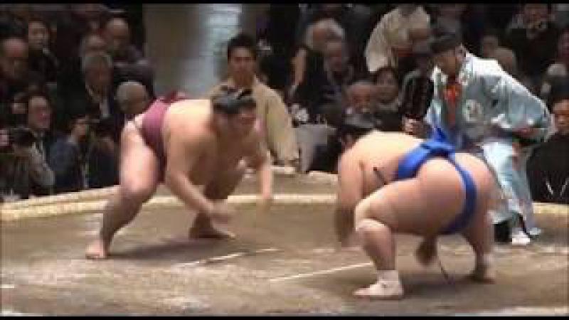 Sumo -Hatsu Basho 2018 Day 1, January 14th -大相初場所2018年 初日目
