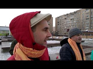 Харинама-Санкиртана. Волжский 17.02.18. (2)