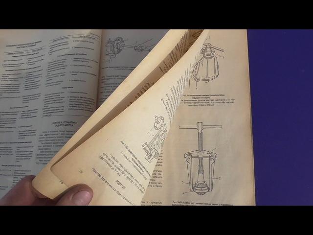 Обзор Книги по ремонту и обслуживанию ВАЗ 2106, 21061, 21063, 2103