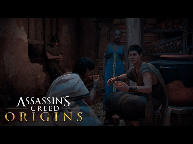 Прохождение Assassin's Creed: Origins 23 (PC) - Захват крепости Никиу » Freewka.com - Смотреть онлайн в хорощем качестве