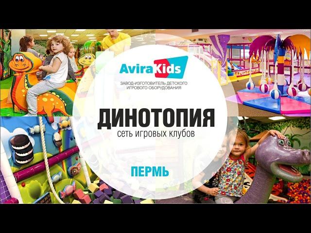 Сеть игровых клубов Динотопия г.Пермь