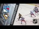 Pittsburgh Penguins vs.New York Rangers(G46:24-19-3)(14.01.18)(5:2)