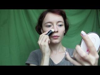 Cosplay MakeUp tutorial. Historia Reiss (Christa Lenz) Attack on Titan. By Tassia.