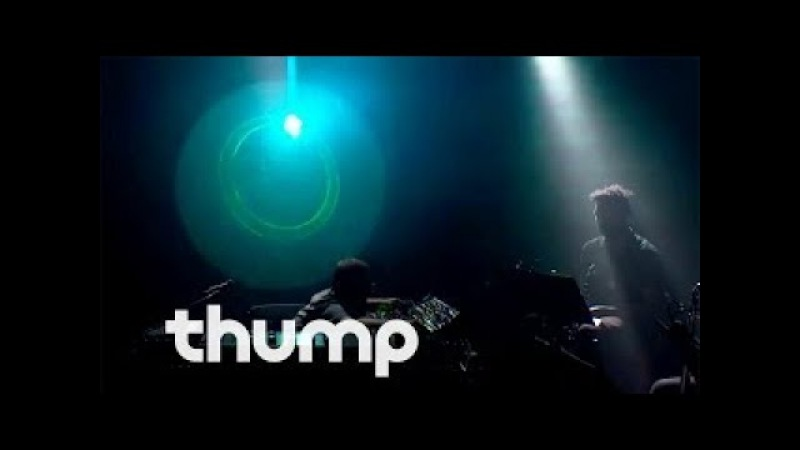 THUMP Sessions Floating Points Live The Best Documentary Ever
