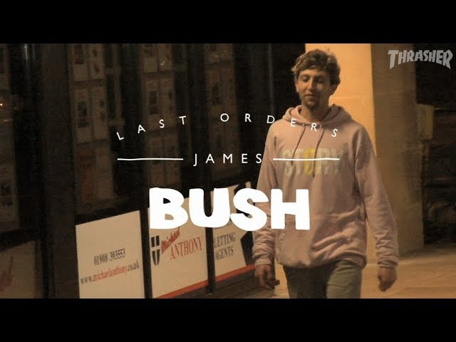 Get Lesta - Last Orders - James Bush