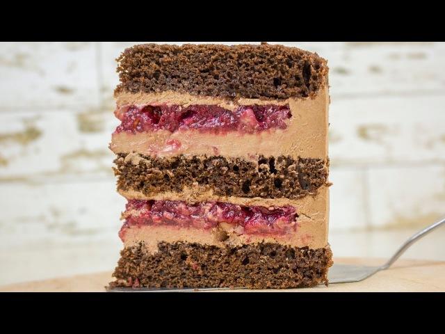 Готовлю торт себе на ДР🎉 с шоколадным кремом-чиз🍫 ( English Subtitles ) - Я - ТОРТодел!