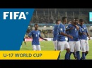 Match 31: Niger v Brazil – FIFA U-17 World Cup India 2017
