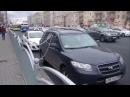 Авто приколы на дорогах Автомобильные приколы с девушками за рулем, дтп, пешехо