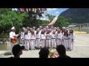 Лагерь Янтарный на песенном этапе 6 смены 2017 года