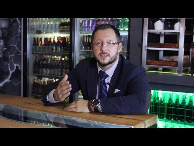 Андрей Грязнов - спикер форума Ресторан 2017