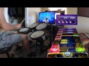 Sin And The Sentence by Trivium Rockband 3 Expert Drum Playthrough 5G*