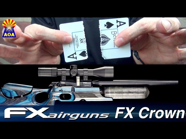 FX Crown Airgun OFFICIAL Overview!
