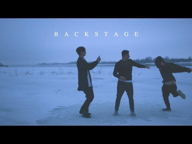 LUCKILL BROOKS - Запах Ладана (Backstage)
