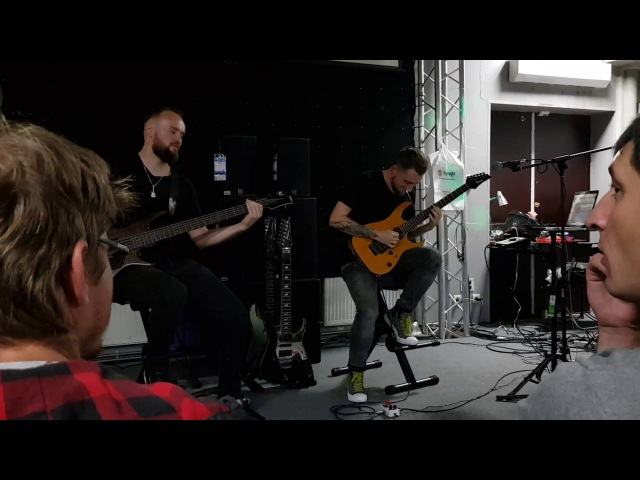 Sergey Golovin, Posthardroll - HeadBreaker Live (2017)