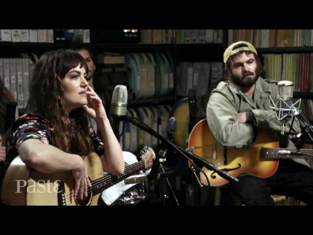 Angus Julia Stone live at Paste Studio NYC