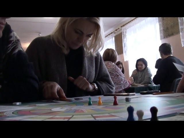 Игры для взрослых или финансовая игра денежный поток, ключ к успеху, учись играя
