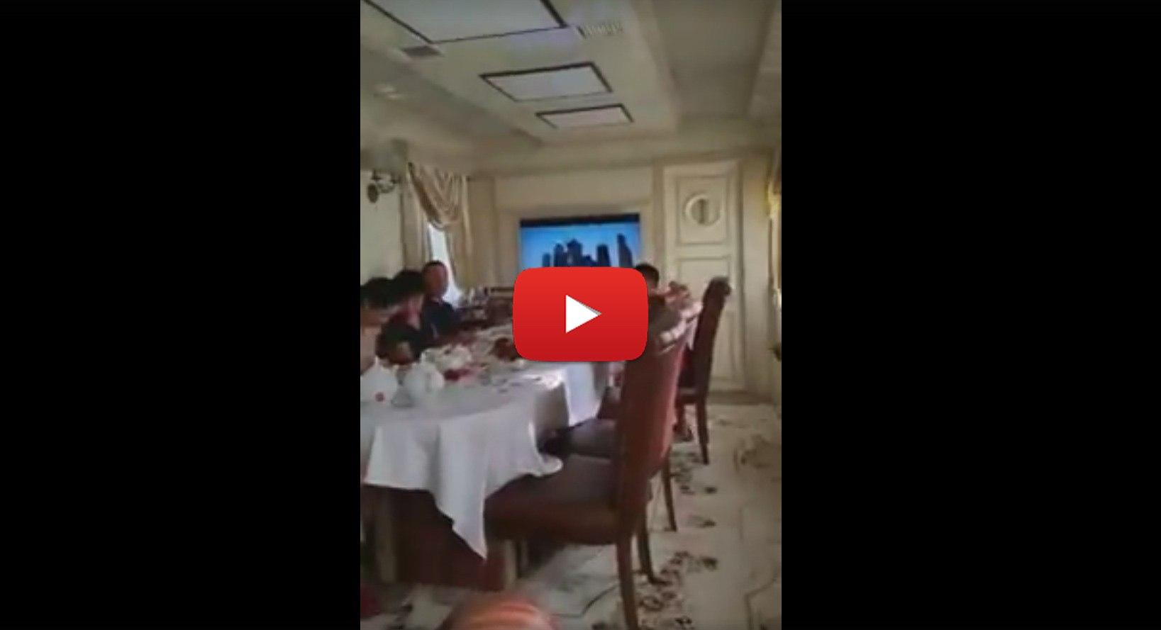Казахский вагон повышенной комфортности (видео)
