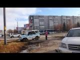 Скрытое патрулирование ВКО Усть-Каменогорск борт 03