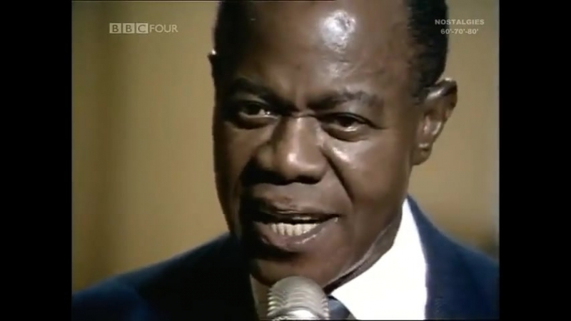 Louis Armstrong What a wonderful world 1967