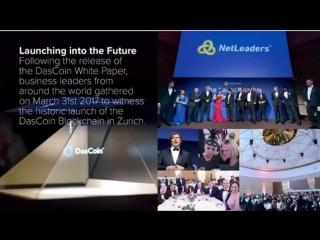 ✭ DasCoin NetLeaders - Russian Presentation ✭
