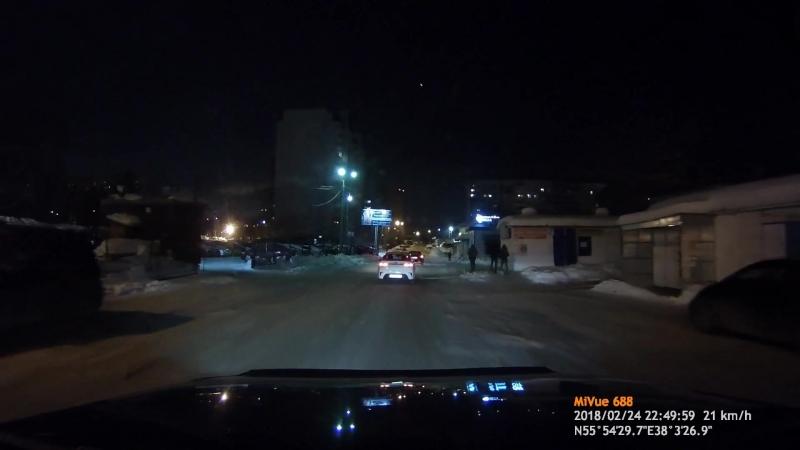 НЛО в Щёлково