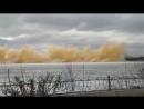 На реке Иртыш подорвали лед, в нескольких домах города Семей выбило стекла.