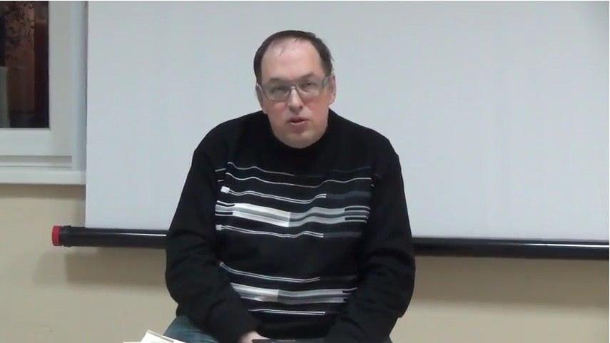 """Философ Петр Рябов: """"Жан-Поль Сартр и Альбер Камю"""""""