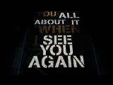 Хорошее видео для тех, у кого есть где-то далеко друг (feat. See You Again)