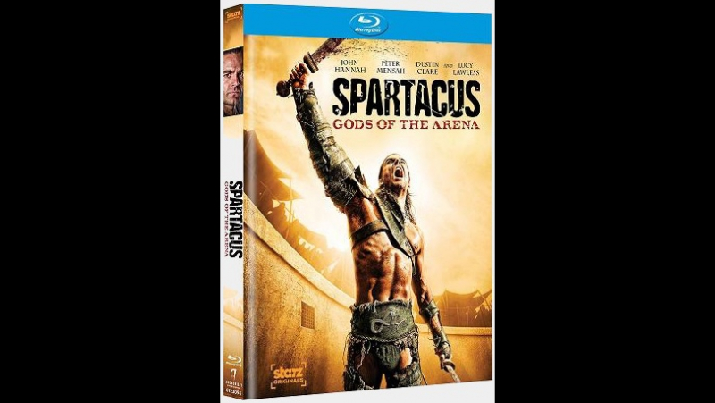 Спартак: Боги арены / Spartacus: Gods of the Arena (2011) [720p HD] s01e01-02