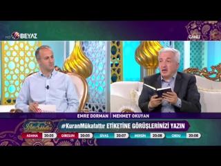 Mehmet Okuyan İftar Sohbetleri 10 Haziran