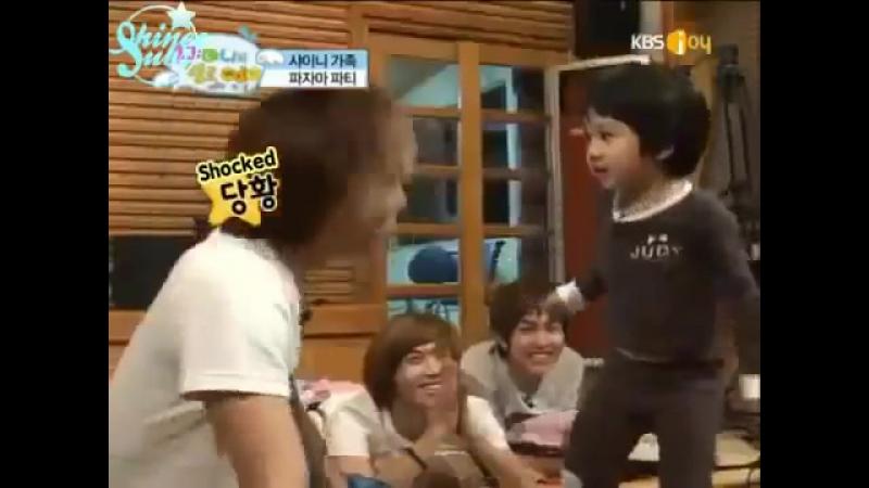 Yoogeun Dancing to Ring Ding Dong