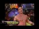 Randy Orton in tag match