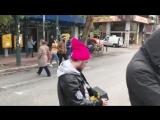 [Elladara] Noize MC снимает клип в Афинах