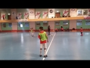 ЧГфз - U8 ДЮФК Голкипер - ДЮСШ Металлург 11(1) 1:1 ІІ тайм 27.01.2018 СК Мотор Сич