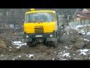 Tatra 815 S3 Татра на скользком грунте