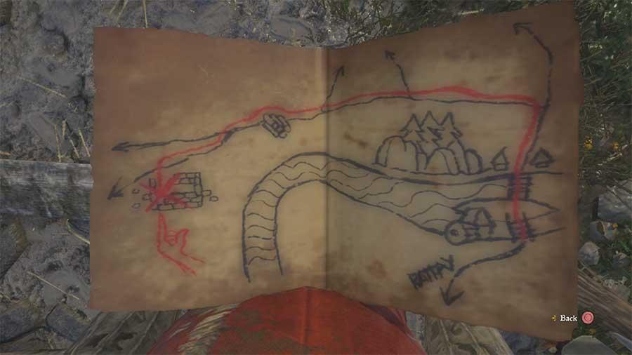 4 древнее сокровище в Kingdom Come: Deliverance