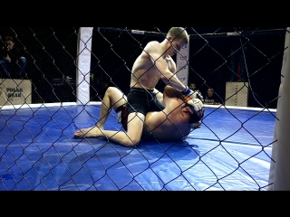 Александр Матюшин ММА Мурманск