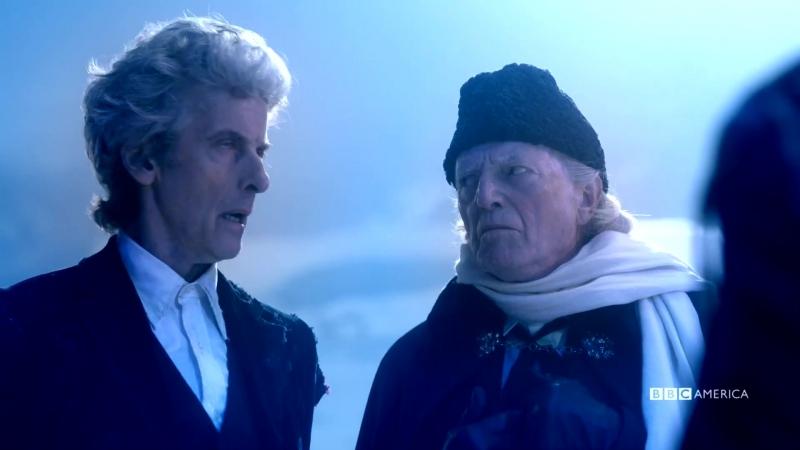 Доктор Кто — трейлер рождественского эпизода / doctor who christmas trailer