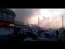 Пожар уничтожил рынок «Темерник» в Ростове-на-Дону