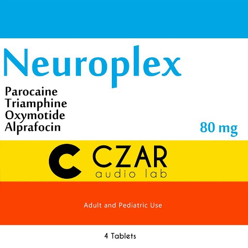 Czar альбом Neuroplex