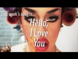 Hello, I Love You (RUS) - Adore Delano's Let The Music Play
