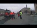 Битва дорожных рабочих