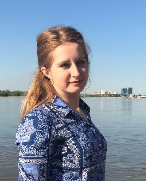 Мария Вершкова, Астрахань - фото №6