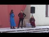 18.02.2018 Масленица.  Живой Родник (ДК Толмачево) 1