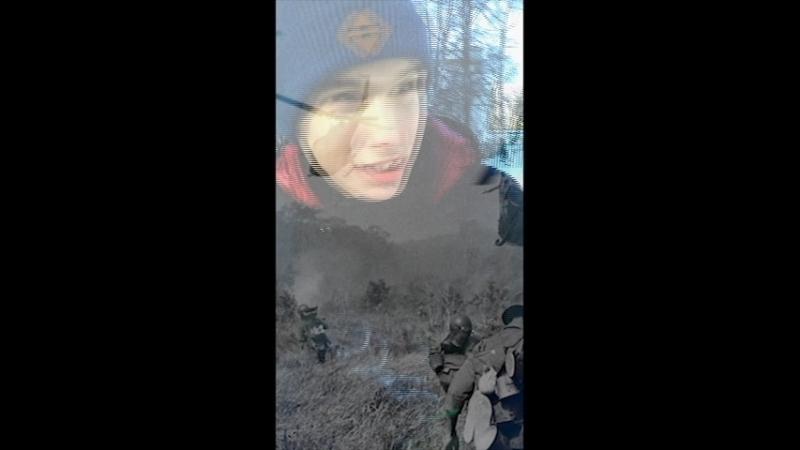 Когда идешь пиздиться со снегом