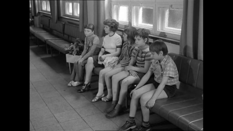Почему я не могу быть паинькой? / Warum kann ich nicht artig sein? (1974) (семейный)