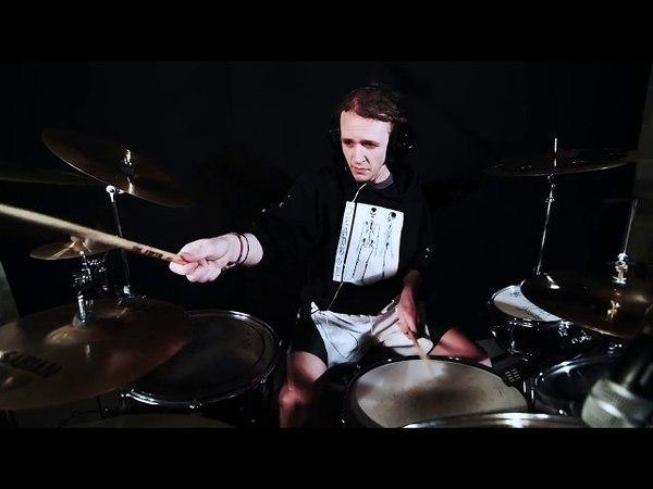 Night Lovell - Dark Light - Drum Cover