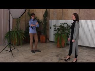 Анонс- Никита в модельной школе