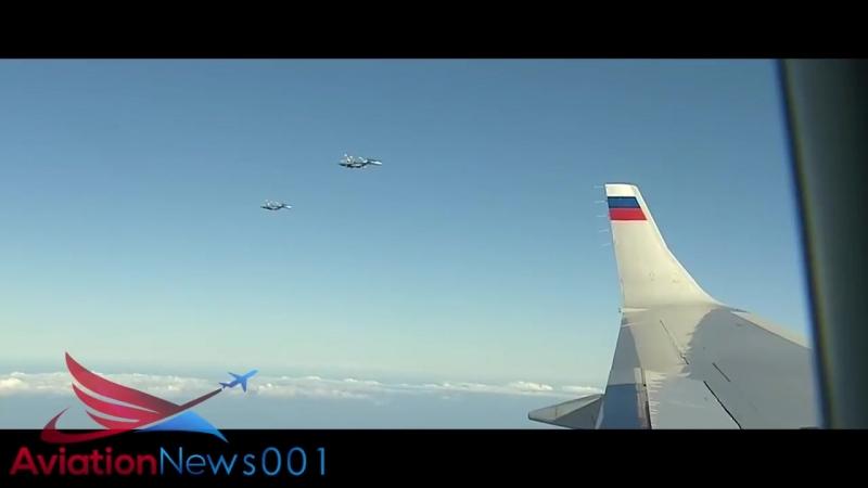Российские летчики рассказали о прикрытии самолета Путина в Сирии!